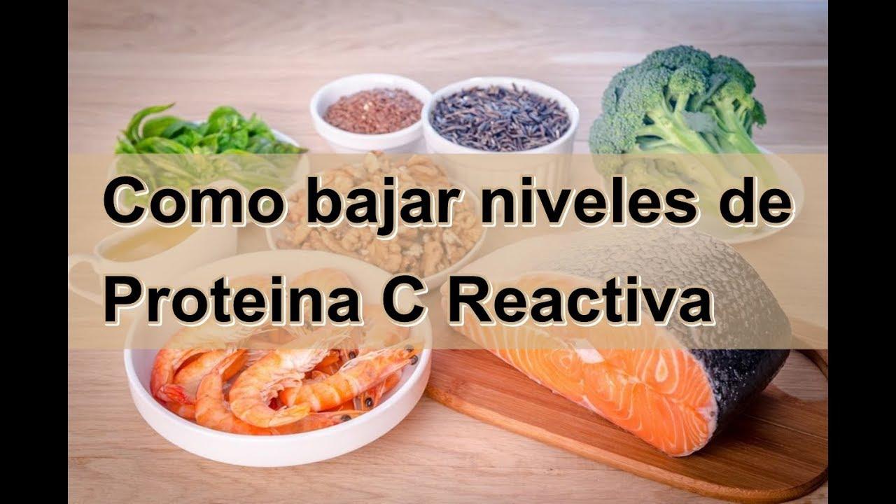Reactiva sintomas elevada c proteina